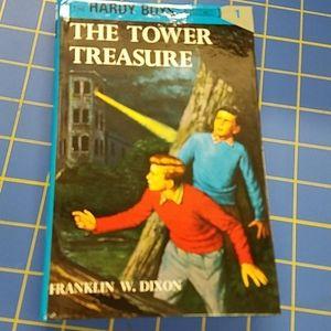 The Hardy Boys The Tower Treasure Franklin Dixon